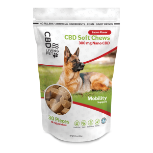 Mobility Support Dog Chews