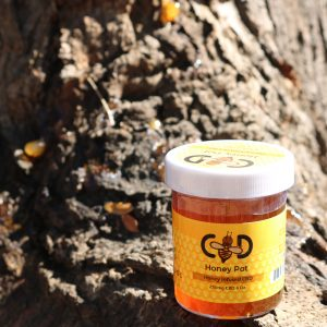Broad Spectrum Honey Pot – 250mg