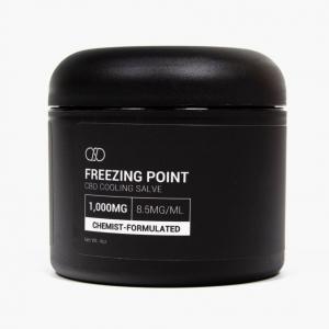 Pure CBD Salve – 1000 mg (Jar)