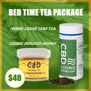 Sleepy Time Tea Package