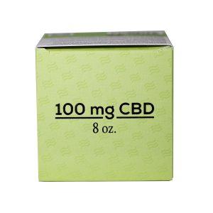 CBD Bath Bomb (Soothing Eucalyptus) – 100 mg