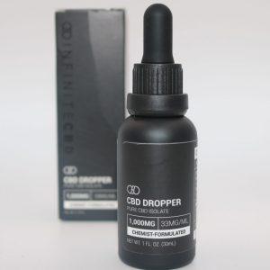 Pure CBD Tincture-1000 mg